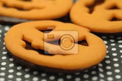 Хэллоуин печенье