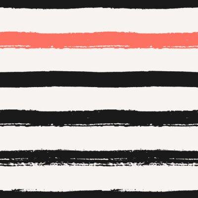 Картина Рисованной полосы бесшовные шаблон