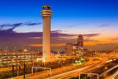 Картина Аэропорт Ханеда