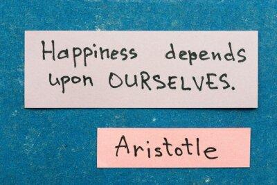 Счастье зависит