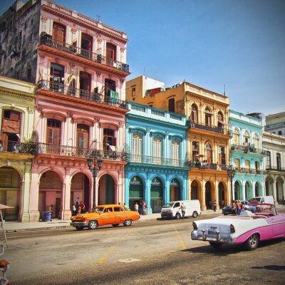 Картина Гавана, Куба