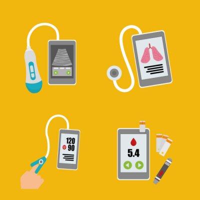 Картина дизайн медицинских технологий