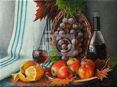 Картина Herbstliches Stilleben
