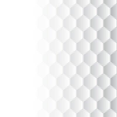 Картина Шестиугольная мозаика