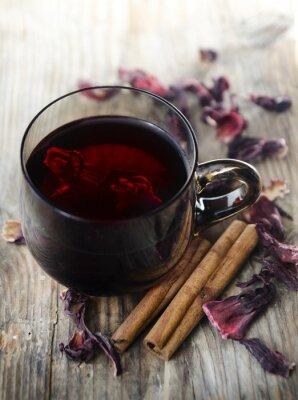 Картина Гибискус чай