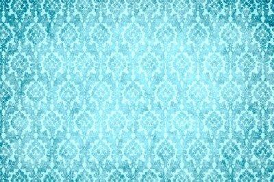 Картина Hintergrund - Голубая Pracht