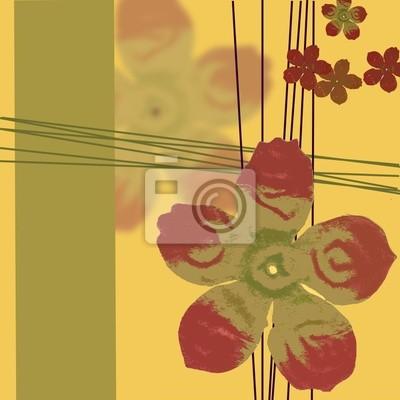 хиппи цветок