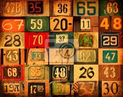 номера домов