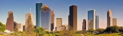 Картина Houston Skyline
