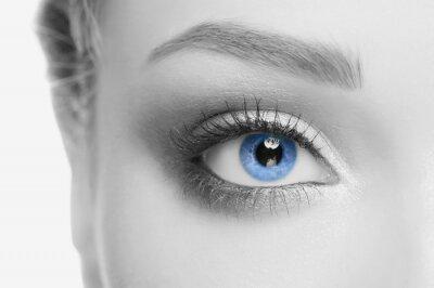 Картина Глаз человека