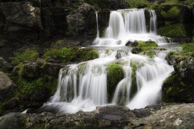 Картина Исландский водопад