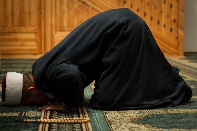 Картина Imam praying