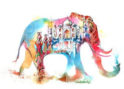 Картина Индия