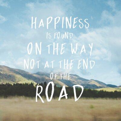 Картина Inspirational motivational quote