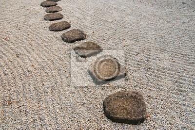 японский Каменный путь