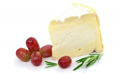Картина Сыр виноград