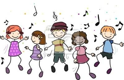 Дети Танцы