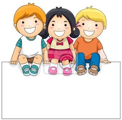 Дети с пустой доски