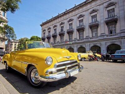 Картина Kuba, Havana мит Олдтаймер