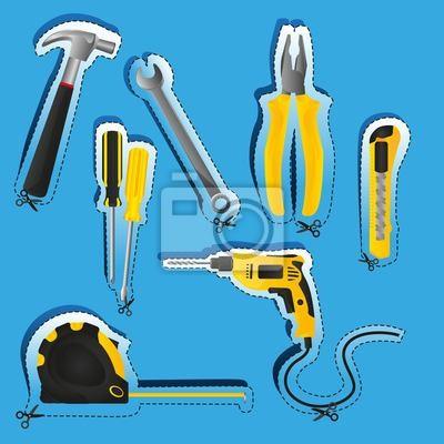 Этикетки инструментов