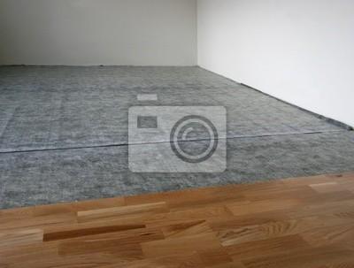 ламинированный деревянный пол
