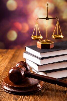 Картина Закон концепция