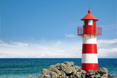 Картина Leuchtturm утра Ozean