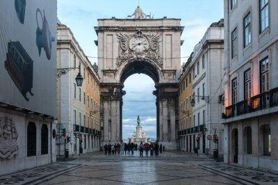 Картина Lisbona, città 3