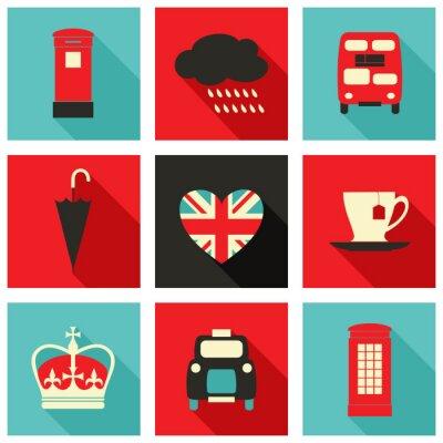 Картина Лондон Коллекция икон