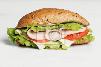 Картина Длинные сэндвич