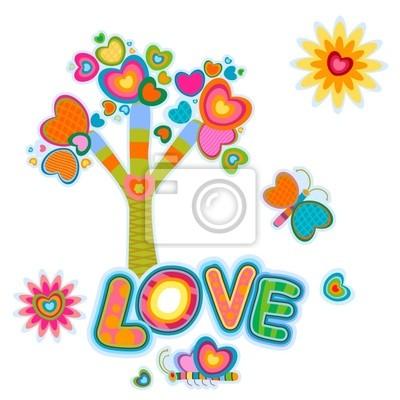 люблю ретро дерево