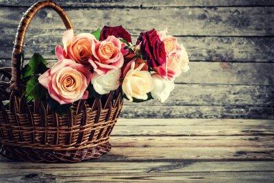 Картина Прекрасные цветы розы