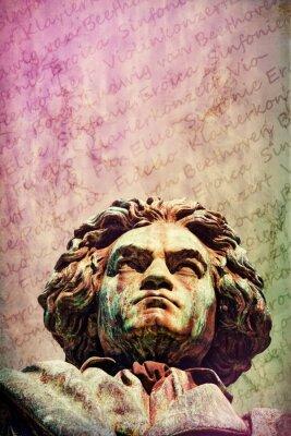 Картина Людвиг ван Бетховен