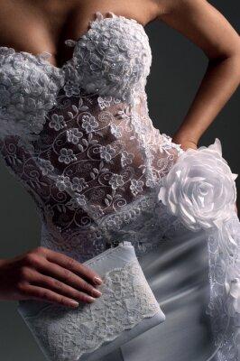 Картина Люкс невесты в облегающие платья, каталог фото