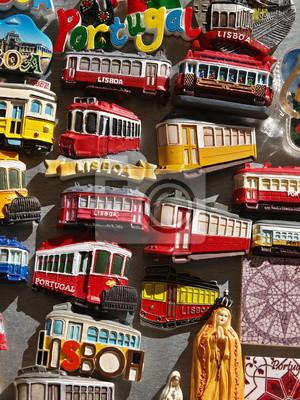 Картина Magnete Straßenbahnen