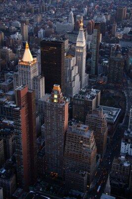 Картина Манхеттен