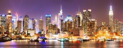 Картина Мантхэттена.