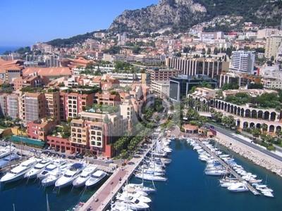 jachthafen фон Монако