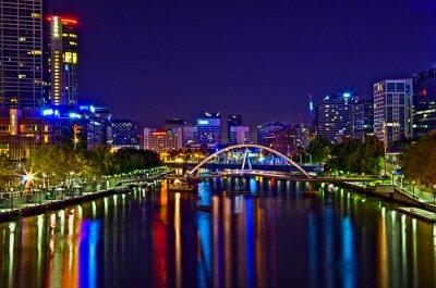 Картина Мельбурн Вид 18