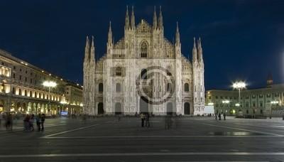 Милан - Piazza Duomo