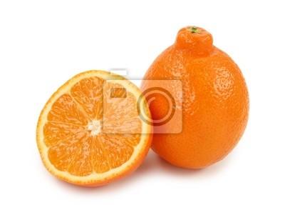 Минеола, помесь грейпфрута и мандарина