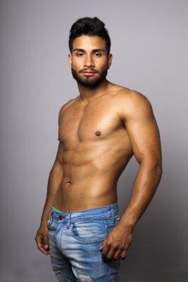 Картина Modelo Мужчина для musculoso кон торс desnudo