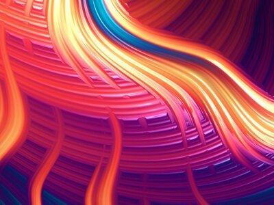 Картина Современный абстрактный энергичный обои / фон