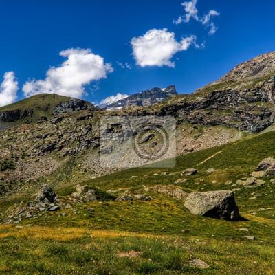 Montagne панорама Альта Рокка