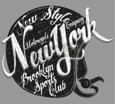 Картина Спортивный клуб Нью-Йорка