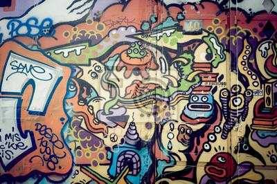 Картина Стена де Граф Colore