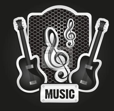 музыкальный лейбл металла