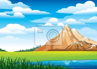 Картина природа 01