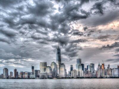 Картина Нью-Йорк на 4 июля 201