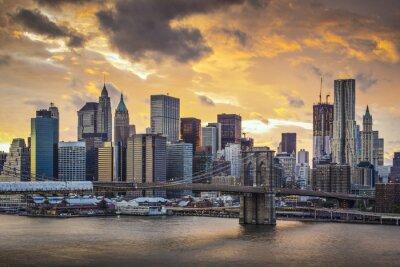 Картина New York City Skyline
